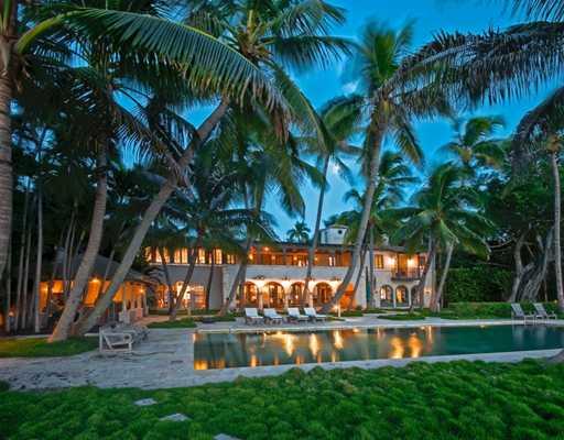 Mansions For Sale in Miami Beach Miami Beach Mansion For Sale