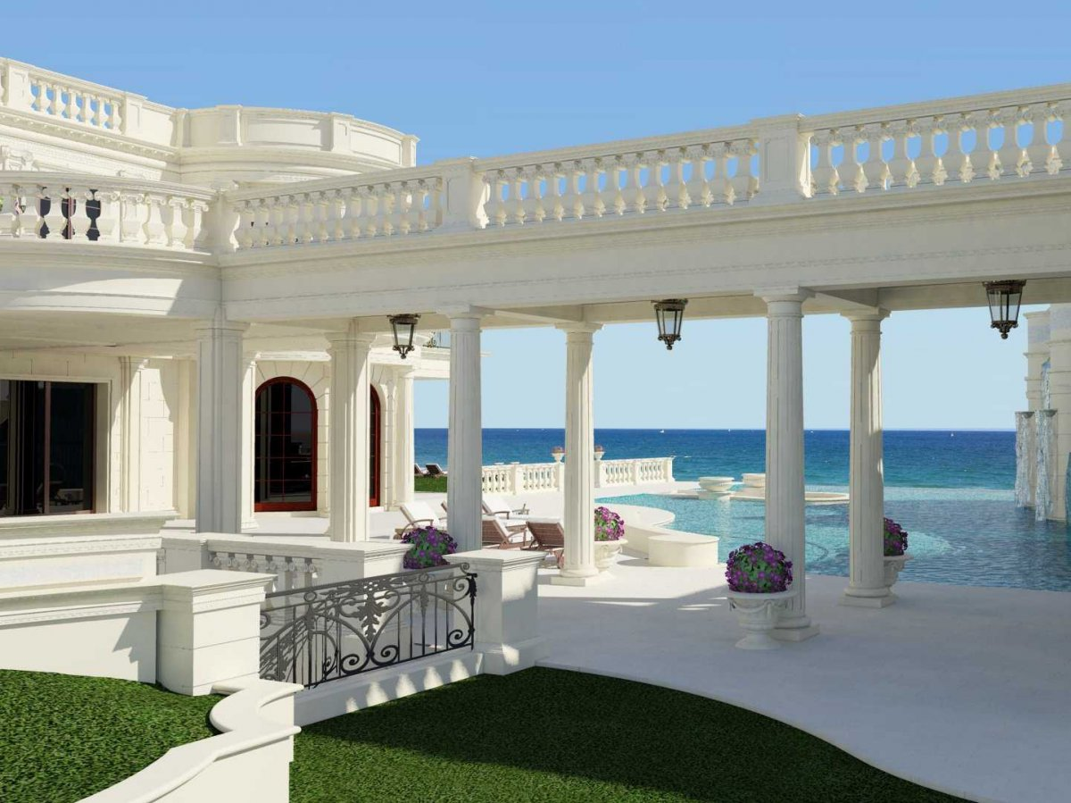 Mansion collection blog miami miami beach luxury homes for Expensive homes in florida